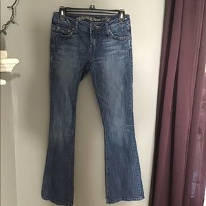 American Eagle Hipster Jeans Size 2